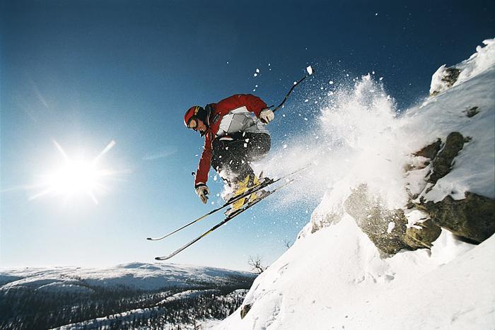 Oh-rey ski